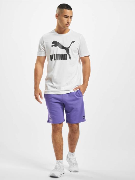 Puma Shorts Logo violet