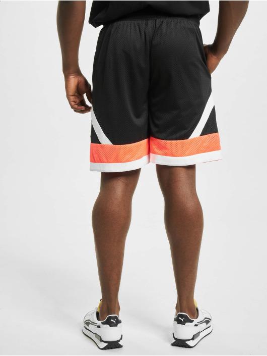 Puma shorts Jaws Mesh zwart
