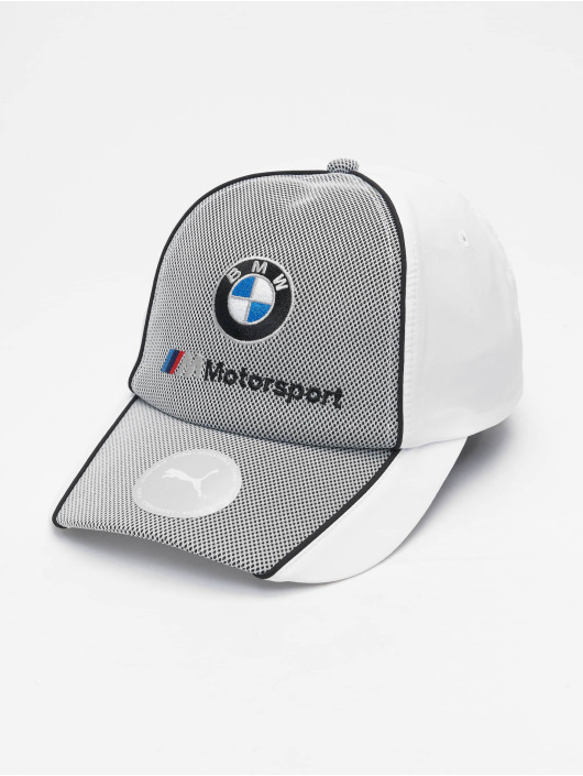 Puma Snapback BMW M MTSP BB biela