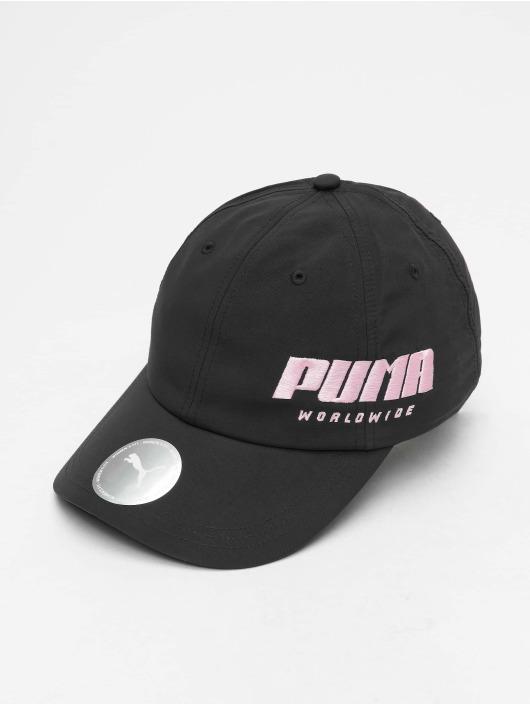 Puma Snapback Cap WS TZ schwarz