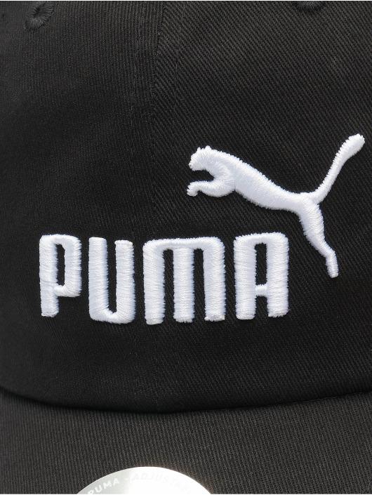 Puma Snapback Cap Essential schwarz