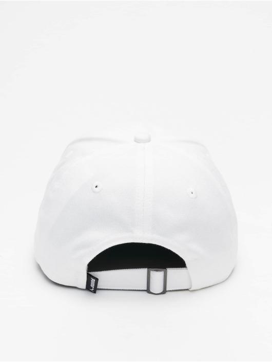 Puma Snapback Cap Archive Logo Label weiß