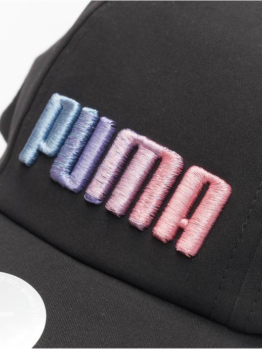 Puma Snapback Caps X SG Sport čern