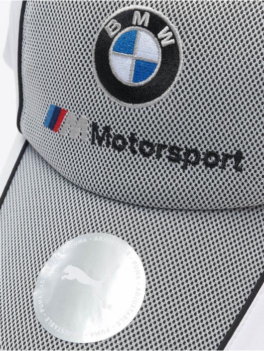 Puma Snapback Caps BMW M MTSP BB bílý