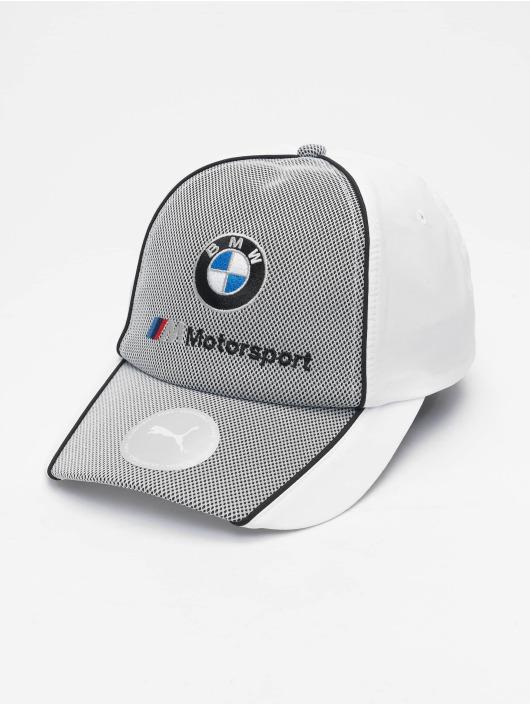 Puma Snapback Caps BMW M MTSP BB bialy