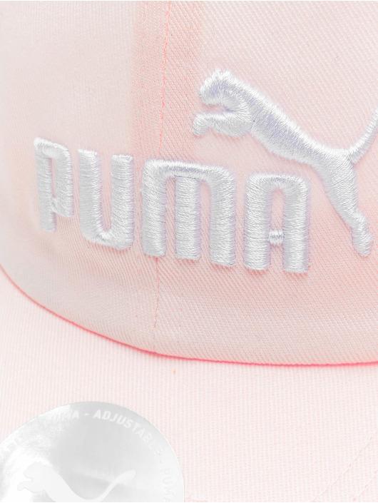 Puma Snapback Caps Essential rózowy