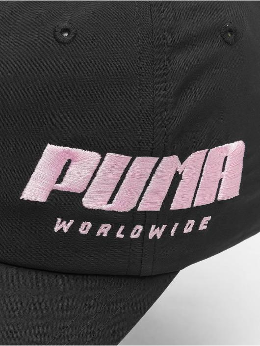 Puma Snapbackkeps WS TZ svart