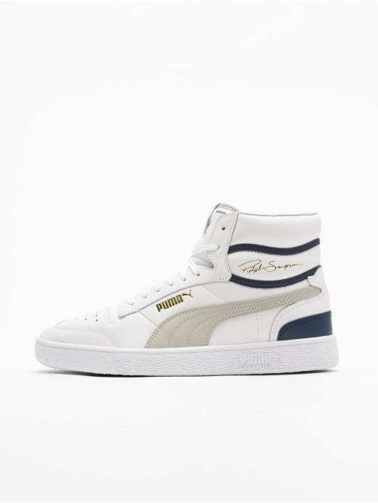 Puma Sneaker Ralph Sampson Mid bianco