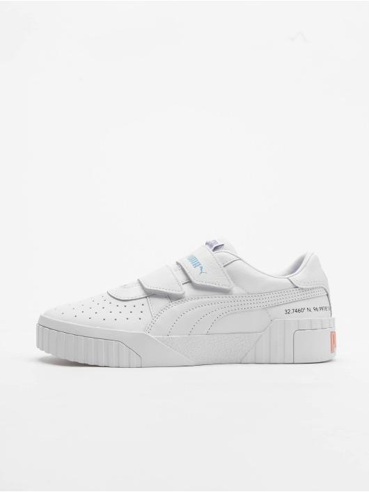 Puma Sneaker Cali Velcro X SG bianco