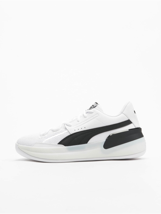 Puma Sneaker Clyde Hardwood Team bianco