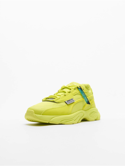 Puma Sneaker MAPF1 RS Connect gelb