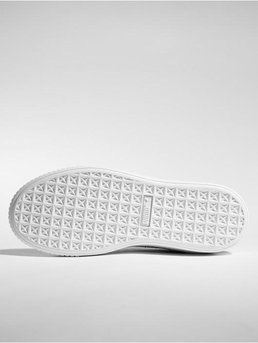 Puma Sneaker Suede Platform Street 2 grau