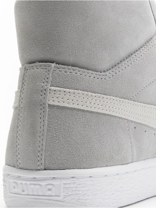 Puma Sneaker Suede Mid XXI grau