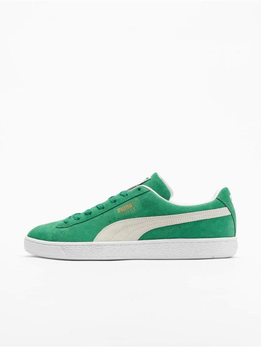 Puma Sneaker Suede Teams grün