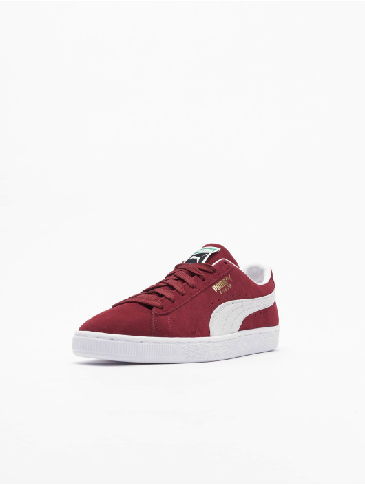 Puma sneaker Suede Classic XXI rood