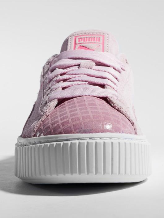 Puma Sneaker Suede Platform Street 2 rosa