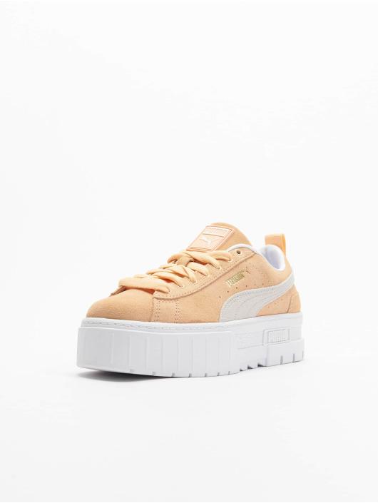 Puma Sneaker Mayze Womens rosa chiaro