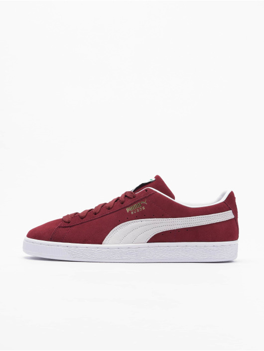 Puma Sneaker Suede Classic XXI rosso