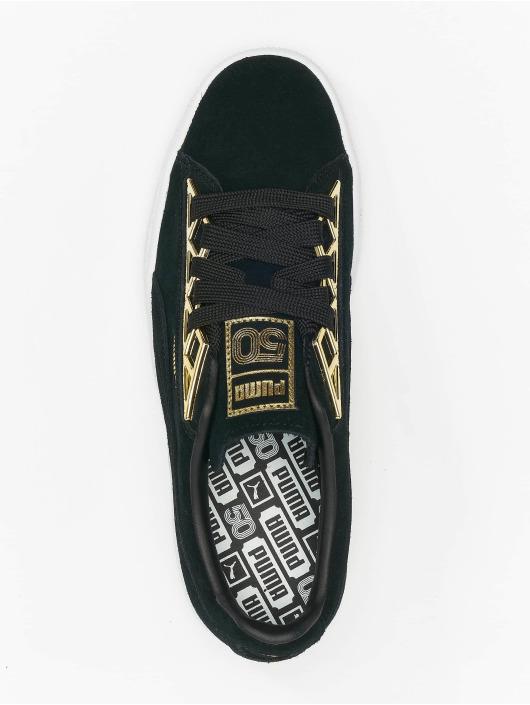 Puma Sneaker Suede Jewel Metalic schwarz