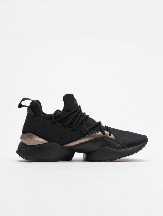 Puma Sneaker Muse Maia Luxe schwarz