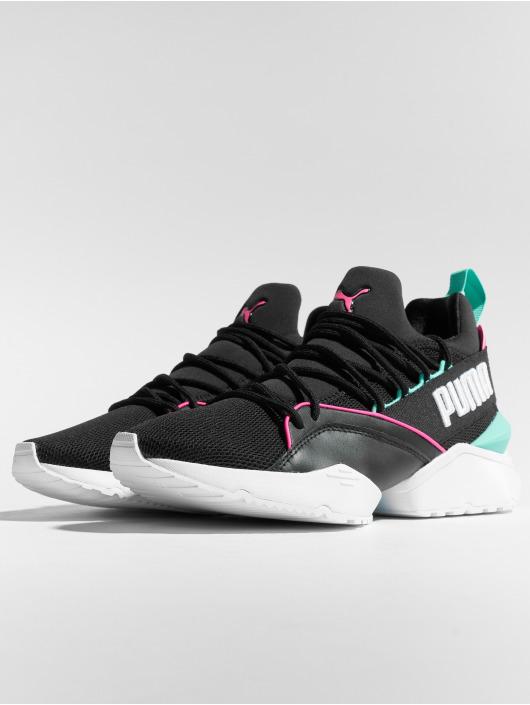 e60b1daafbc225 Puma Damen Sneaker Muse Maia Street 1 in schwarz 544220