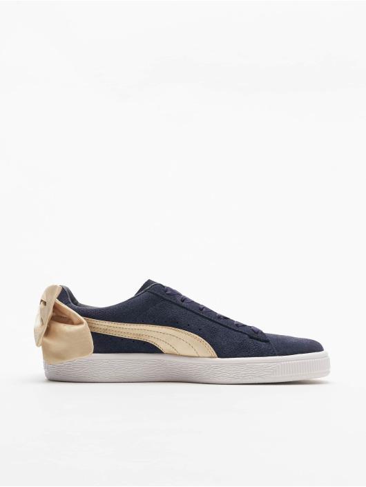 Puma Sneaker Suede Bow Varsity schwarz