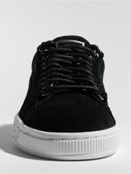 Puma Sneaker Suede Classic x Chain schwarz