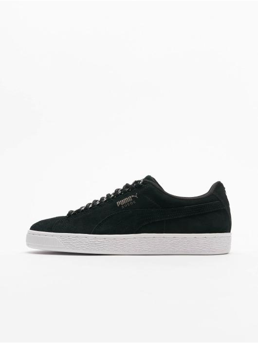 Puma Sneaker Suede Classic schwarz