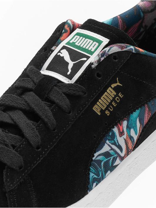 Puma Sneaker Suede Secret Garden schwarz