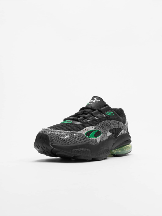 Puma Sneaker Cell Animal Kingdom schwarz