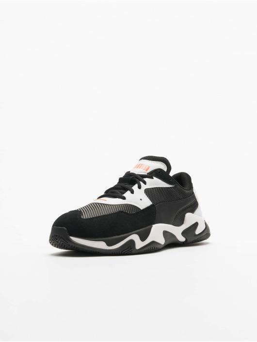 Puma Sneaker Storm Twill schwarz