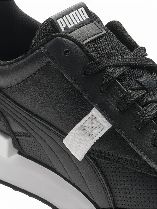 Puma Sneaker Future Rider Contrast schwarz
