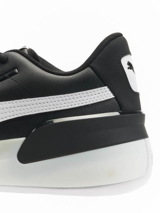 Puma Sneaker Clyde Hardwood Team schwarz