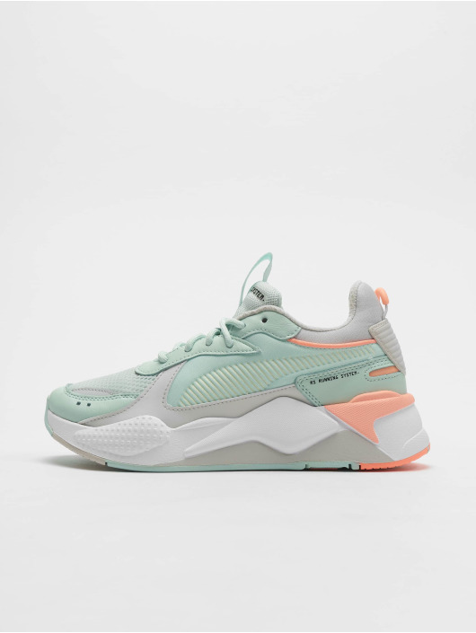 Puma Rs-X Tracks Sneakers Fair Aqua/Glacier Gray