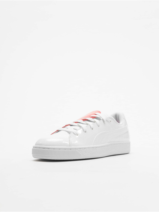 Puma Sneaker Basket Crush Sneakers weiß
