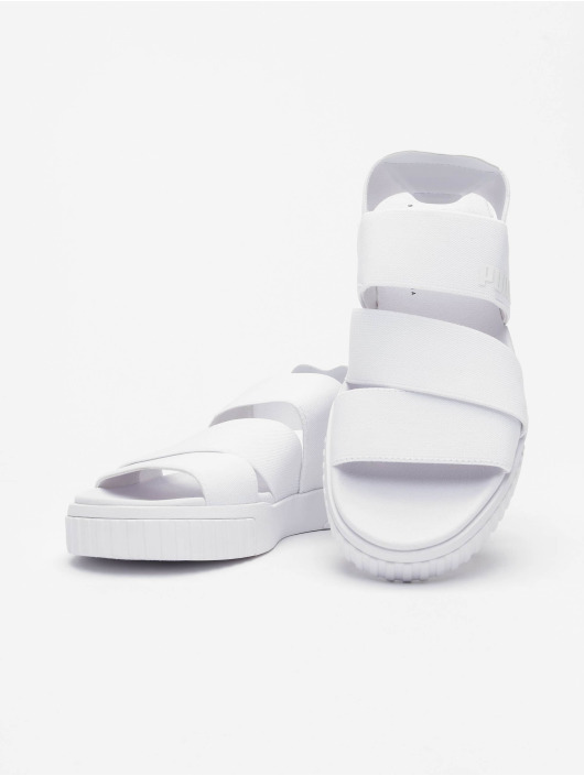 Puma Sneaker Cali Sandal X SG weiß