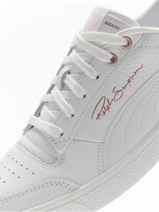 Puma Sneaker Ralph Sampson Low Metal weiß