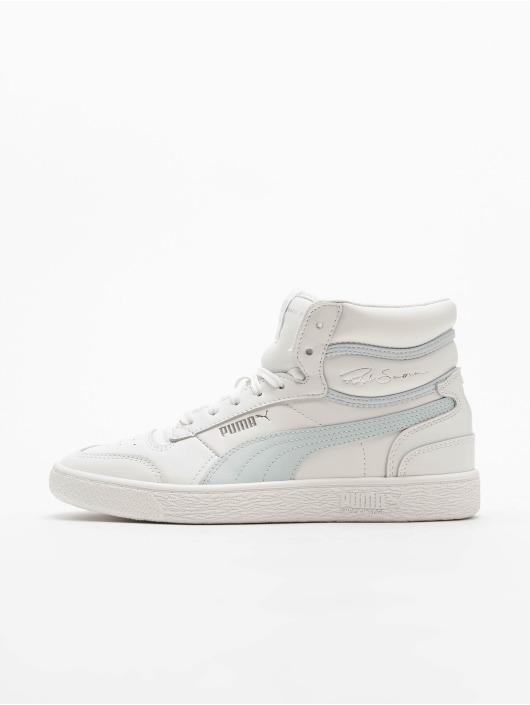 Puma Sneaker Sampson Mid weiß