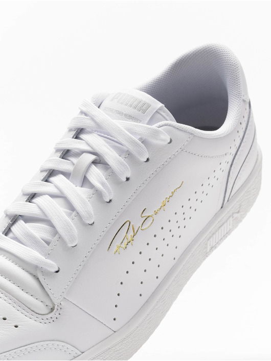 Puma Sneaker Sampson Low Performance weiß