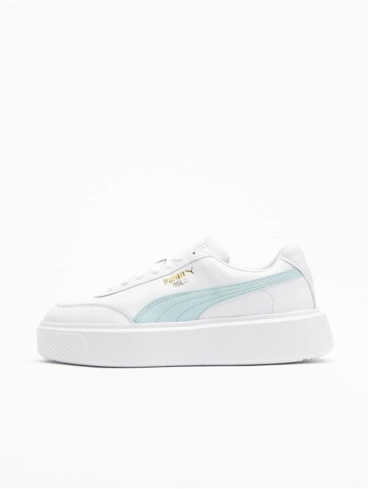 Puma Sneaker Oslo Maja weiß