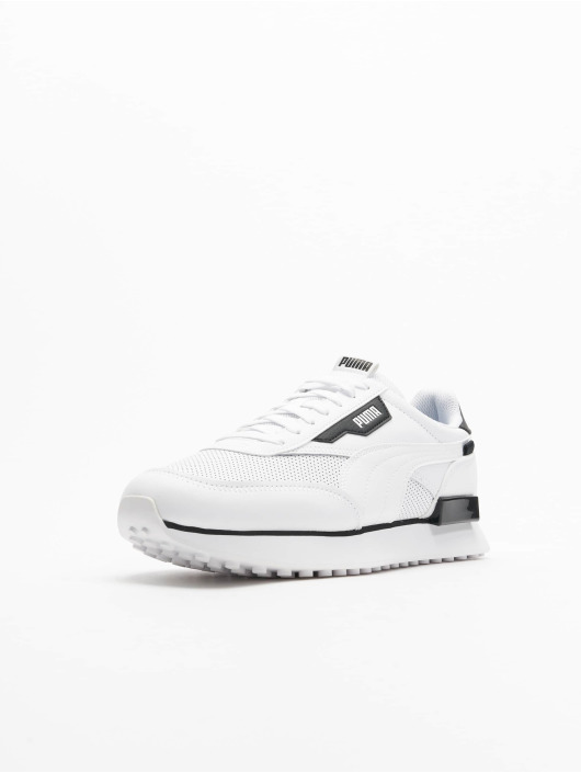 Puma Sneaker Future Rider Contrast weiß