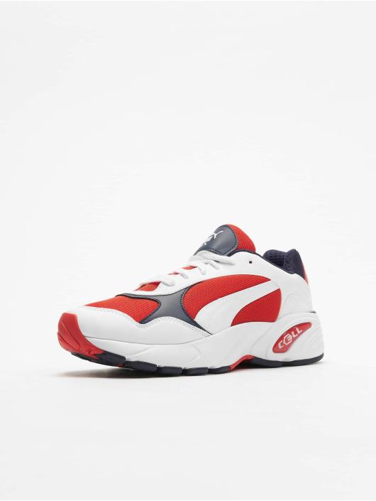 Puma Cell Viper Sneakers Puma WhiteHigh Risk Red