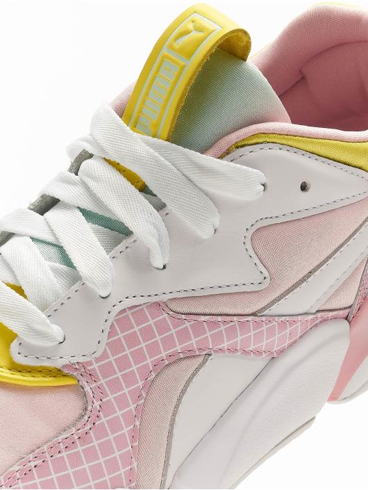Puma sneaker Nova X Barbie wit