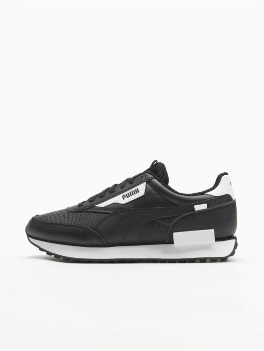 Puma sneaker Future Rider Contrast zwart