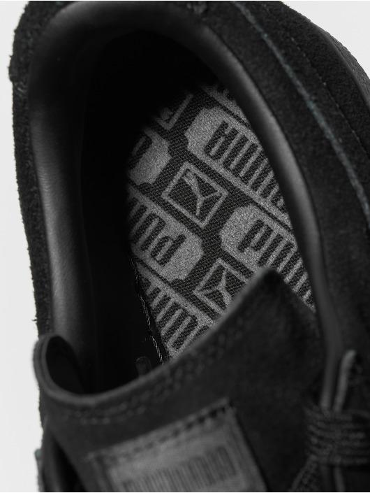 Puma Sneakers Suede èierna
