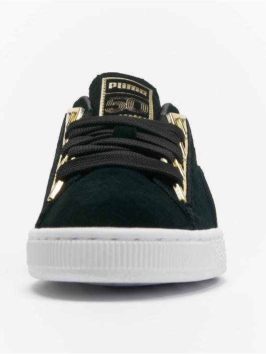 Puma Sneakers Suede Jewel Metalic èierna