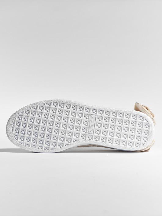 Puma Sneakers Suede Bow Varsity béžová