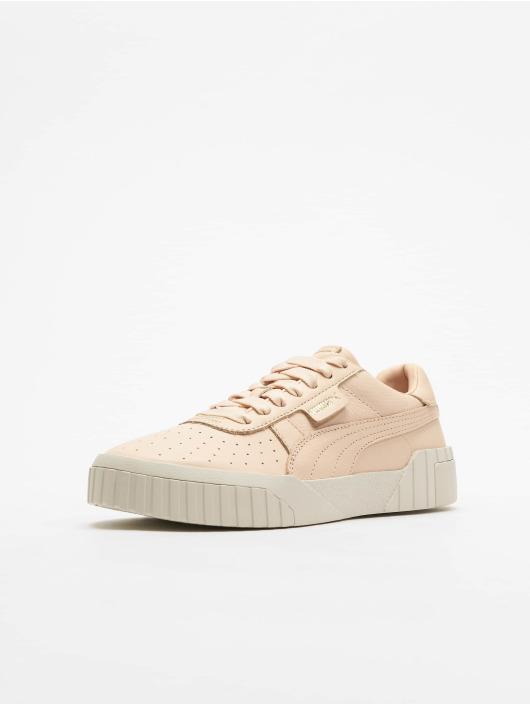 Puma Sneakers Cali Emboss béžová