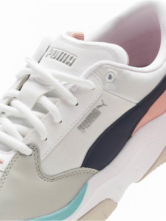 Puma Sneakers Storm.y Metallic bialy