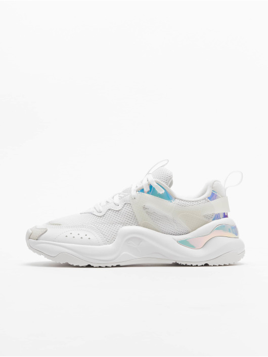 Puma Sneakers Rise Glow bialy